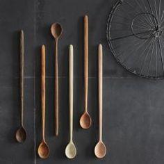 Hand-Carved Tasting Spoons Remodelista