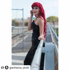 #Repost @gianfranco_alveti (@get_repost)  Cosplay: Ariel Cosplayer:@ghiandaia_cosplay #picoftheday #photooftheday #cosplaygirl #cosplay #cosplaylife #cosplayer #cosplaying #nikonclubitalia #nital #nikonitalia #portrait #portraitphotography #nikon_portrait #instacosplay #arielcosplay