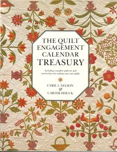 the quilt engagement calendar treasury
