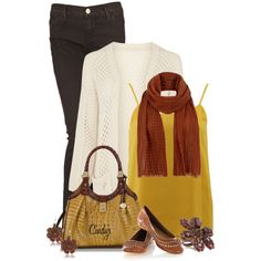 FALL COLORS...., created by cindycook10 on Polyvore
