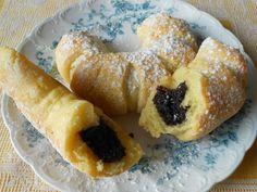 Bezlepkové makové rožteky (fotorecept) - recept | Varecha.sk 20 Min, Doughnut, Desserts, Food, Basket, Tailgate Desserts, Deserts, Essen, Postres