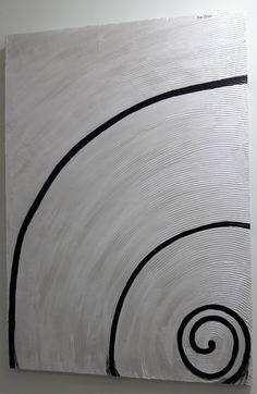 White&Black Tamanho 100x70cm Compre  sob encomenda