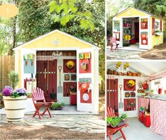 Gardening Shed Ideas