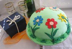 Torta Letná lúka (fotorecept) - Recept