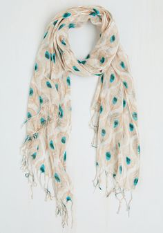 All Eyes on Me Scarf, #ModCloth