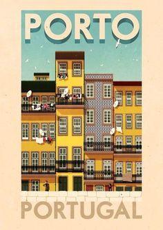 Rui Ricardo Turism Posters