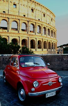 Fiat 500 Foto & Bild | europe, italy, vatican city, s marino, italy Bilder auf fotocommunity F1 Posters, Fiat Cars, Fiat Abarth, Retro Baby, Vintage Italy, Cute Cars, Commercial Vehicle, Small Cars, My Dream Car
