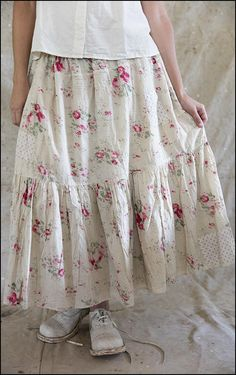 Skirts | Product Categories | Magnolia Pearl Line Sheet