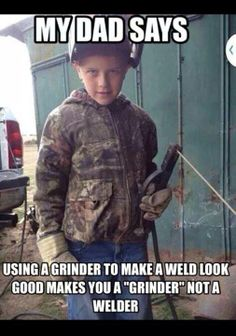 Funny diy welding projects ideas Join Now Welding Memes, Welding Funny, Welding Rigs, Diy Welding, Metal Welding, Welding Projects, Welding Ideas, Metal Projects, Welding Trucks