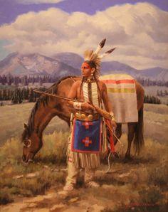 Men of Men -Pawnee