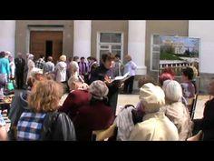 70-летие Великой Победы в г.Вольске. ГОС Ольга Садыховна