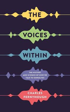 The Voices Within, book cover design by Harry Haysom