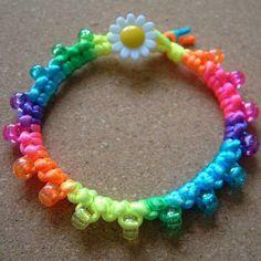 knotted bracelet,rainbow jewelry Ideas, Craft Ideas on rainbow jewelry