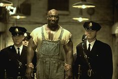 'The Green Mile' Actor, Michael Clarke Duncan Dead At Age 54