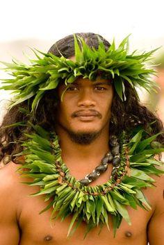 Hawaiian Man Picture
