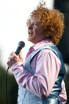 25 years Simply Red  Amsterdam Westerpark; was there; amazing Mick Hucknall, Simply Red, Red Band, Pop Bands, Man United, Cabaret, Red S, Pop Group, Jazz