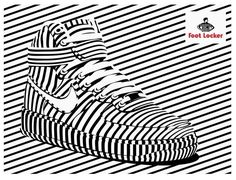 Footlocker by Alex Trochut