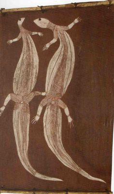 Lofty Nadjamerrek | bardayal nadjamerrek | sell Lofty Nadjamerrek Aboriginal Art Animals, Aboriginal Art For Kids, Aboriginal Culture, Art Lessons, Painted Rocks, Artist, Artwork, Australia, Painting