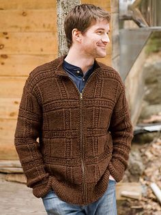 For the man in my life. Ravelry: Jura pattern by Norah Gaughan