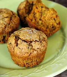 Carrot zucchini muffins! Going to test them out!