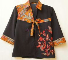 batik - wrong colors for me but I like the concept