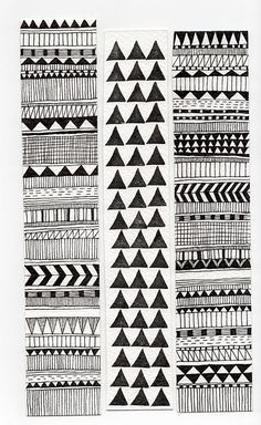 geometric Amazing Pattern Design #pattern #textile #design #surface #SurfaceDesign #fabric #creative