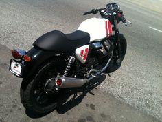MOTO GUZZI V7 Stone Special | MARTIN'S DREAM GARAGE