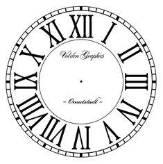 Clock Tattoo Design, Tattoo Designs, Flower Line Drawings, Decoupage, Stencils, Alphabet, Alice, Art Deco, Sketches