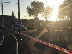 Hysteria in Amsterdam