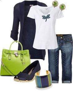 Spring Dragonfly by jewhite76 on Polyvore