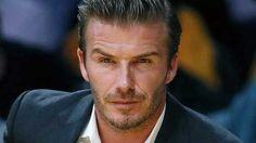 Beckham se defiende de acusación de usar labor humanitaria para sus negocios