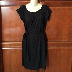 """Selling this """"JUST ARRIVED Tommy Bahama Black Belted Dress"""" in my Poshmark closet! My username is: scoulon. #shopmycloset #poshmark #fashion #shopping #style #forsale #Tommy Bahama #Dresses & Skirts"""