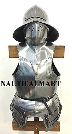 Renaissance Medieval Breastplate With Helmet Adult Costum... https://www.amazon.com/dp/B07799R8M6/ref=cm_sw_r_pi_dp_x_T7OdAbTFKTWK5