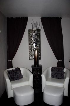 Sit and relax while you wait in our spa waiting room.  — at Above & Beyond Beauty.