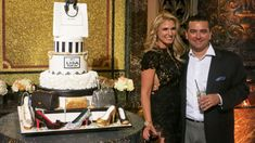Exclusive: Watch Buddy Valastro Throw a Surprise Party for His WifeDelish Buddy Valastro, Season Premiere, Throw A Party, Cake Boss, Custom Cakes, New Recipes, Delish, Birthday Cake