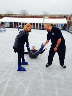 MinsterFM on the ice!
