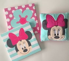 Dreaming Up a Minnie Mouse Nursery for My Niece