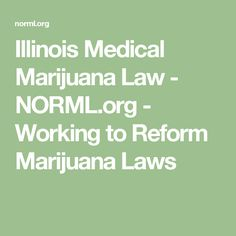 working to reform marijuana laws essay This paper provides a preliminary assessment of marijuana legalization and related policies in colorado it is the first part of a longer-term project that will monitor state marijuana.