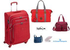 Bolsos, mochilas, maletas y complementos de la marca Kipling con un descuento de más del 50%. Gran variedad de chollos y ofertas en bolsos Kipling.