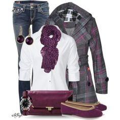 Cute in a Purple