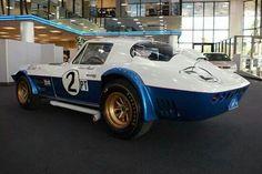 Corvette ...