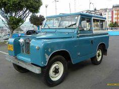 Land Rover Santana 1969 - $ 8.500.000