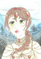 Elfe by GreCaChan