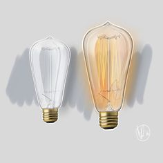 //84 After the tubes in last sketch I was inspired by the colors of a carbon filament lamp. #sketchzone #drawing #industrialdesign #doodle #wacom #digitalsketch #idsketching #idsketch #designsketch #sketchbook #scribble #rendering #digitalsketching #digitalsketch #dailysketch #sketchaday #illustration #instaart #concept #vnlwn #filamentbulb #bulb #lightingdesign #productdesign