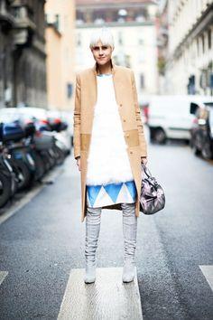 fashion-clue:  www.fashionclue.net   Fashion Tumblr, Street...