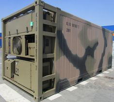 ISO-container military - Google 검색