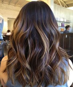 Image result for light brown ombre medium hair