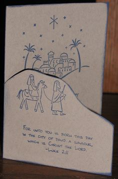 Super Simple Christmas Card by kiddielitter - Cards and Paper Crafts at Splitcoaststampers