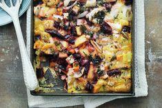 Kijk wat een lekker recept ik heb gevonden op Allerhande! Ovenfrittata met wintergroenten
