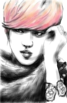 #Dongwoo in pink H